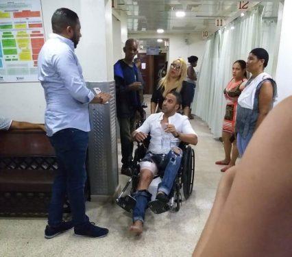 David Ortíz y Jhoel López heridos de bala en incidente discoteca