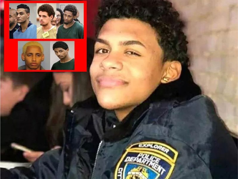 Concluye juicio a pandilleros trinitarios por asesinato de Junior