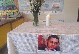 En Villa González honran memoria joven murió en fuego