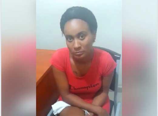 Prisión preventiva contra Luisa Marina Elías García