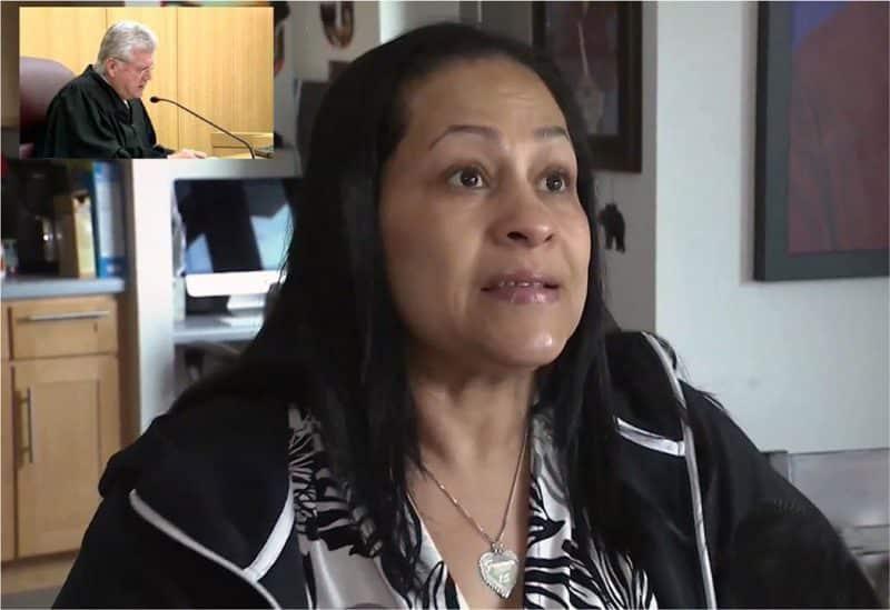 ¿Por qué un juez prohibió a la madre de Junior ir a la sala de juicio?