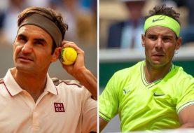 Nadal y Federer avanzan a cuartos de final