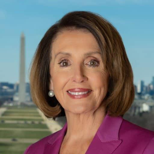 Nominan a Pelosi para presidenta Cámara Representantes