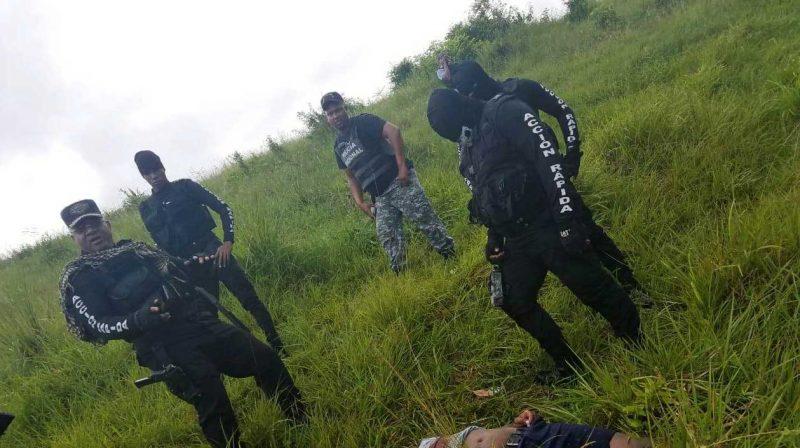 Matan tres presuntos delincuentes en Villa Altagracia