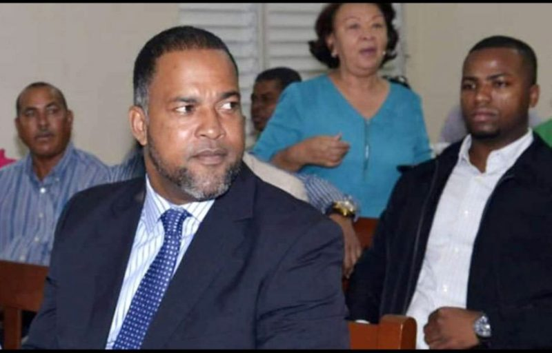 Ratifican sentencia contra exalcalde Raúl Mondesí