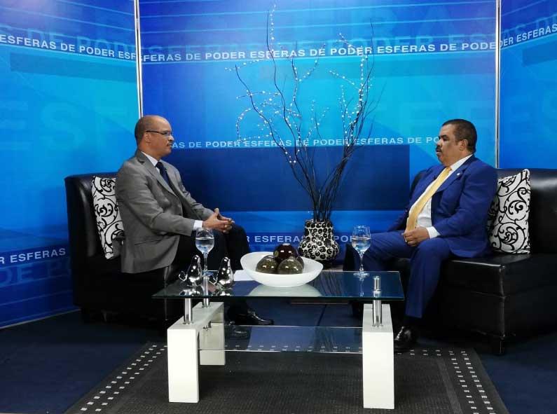 Sánchez Roa dice danilistas tienen votos para modificación Constitución