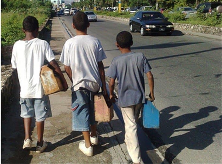 Preocupa trabajo infantil en República Dominicana