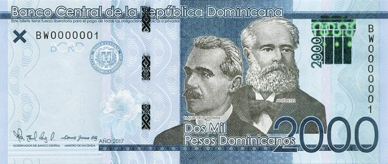 billete 2000 pesos
