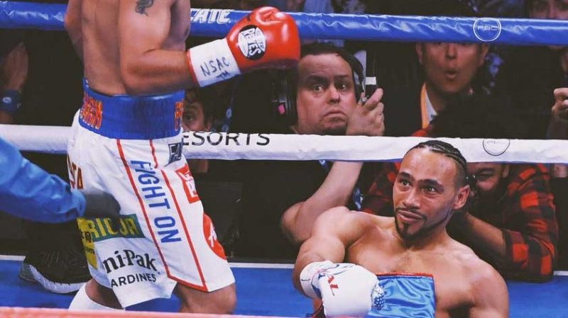Manny Pacquiao derrota a Keith Thurman