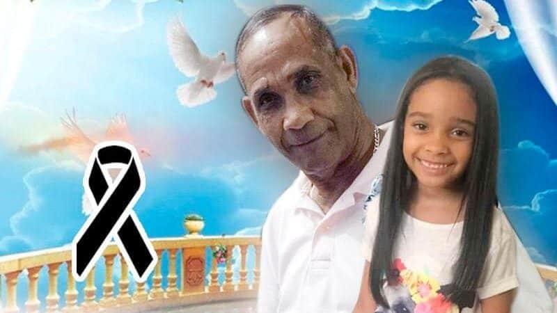 Velarán restos abuelo y nieta tragedia Queens, NY