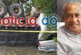 Médico SFM muere en accidente de tránsito