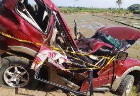 Al menos 5 heridos accidente de tránsito en Montecristi