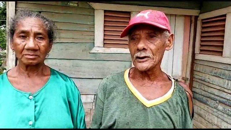 Apresan uno de 4 hombres robaron dientes a pareja de ancianos