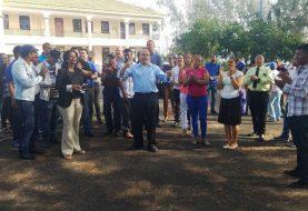 Asodemu paraliza labores por 48 horas recinto UASD Santiago