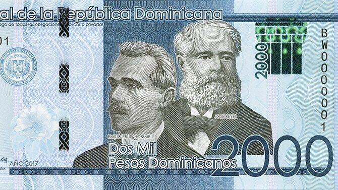 Anuncian cambios en billetes RD$2 mil,  RD$200 y moneda RD$25