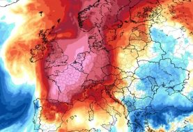 Asfixiante calor sigue castigando Europa Occidental