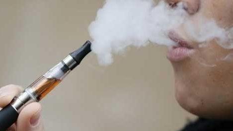 Epidemia de cigarrillos electrónicos en NY