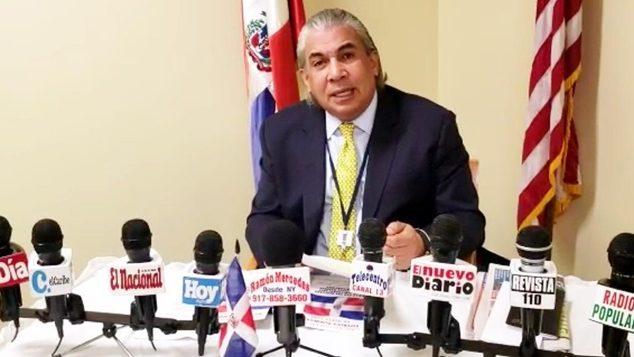 """Consulado RD-NY ejecuta plan """"La Defensa de Libertad"""""""