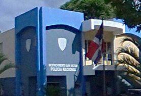 Investigan Policía que mató compañero en San Víctor