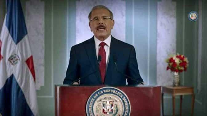 Discurso completo Danilo Medina sobre reelección