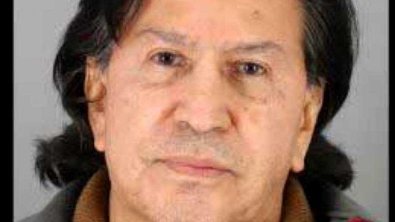 Expresidente Alejandro Toledo arrestado en EEUU