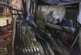 Incendio destruye vivienda en Los Salados de Santiago