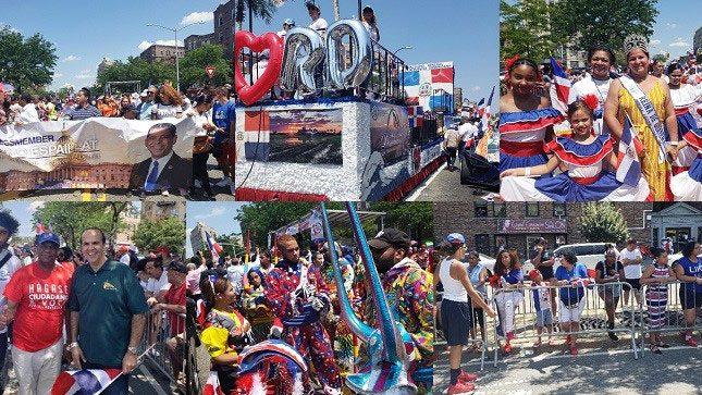 Menos asisten Gran Parada Dominicana del Bronx