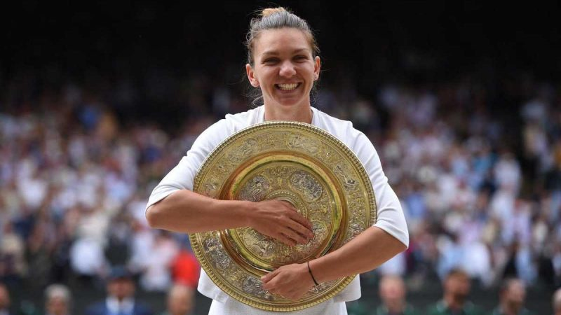 Simona Halep derrota a Serena Williams
