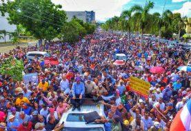 """Leonel : """"El pueblo quiere que se respete la Constitución"""""""