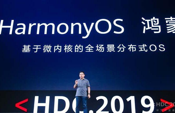 Huawei anuncia nuevo sistema operativo, HarmonyOS
