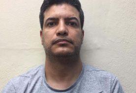 DNCD captura a Fernando José Esteffani Fermín