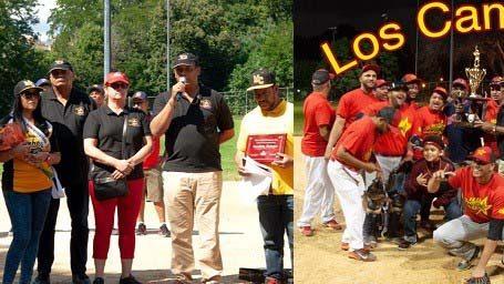 Culmina con éxito en NYC Sexta Copa Softball Cibao Meat