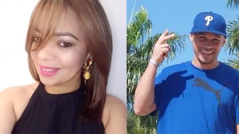 Sepultan restos dominicana asesinada por exesposo