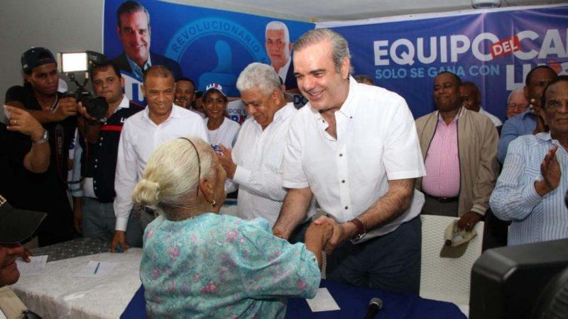 Abinader se compromete a establecer un gobierno decente