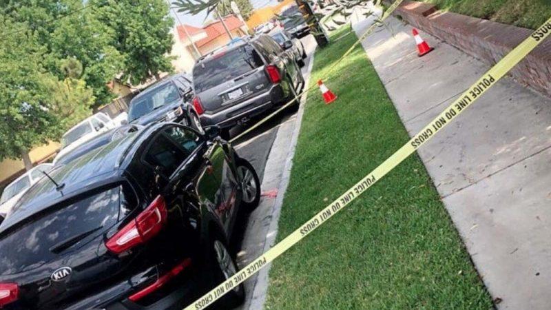 Al menos 4 muertos y 2 heridos a cuchilladas en California