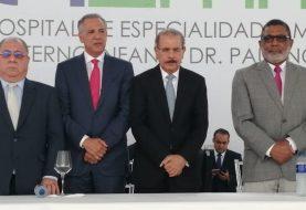 Danilo encabeza actividades en Santiago