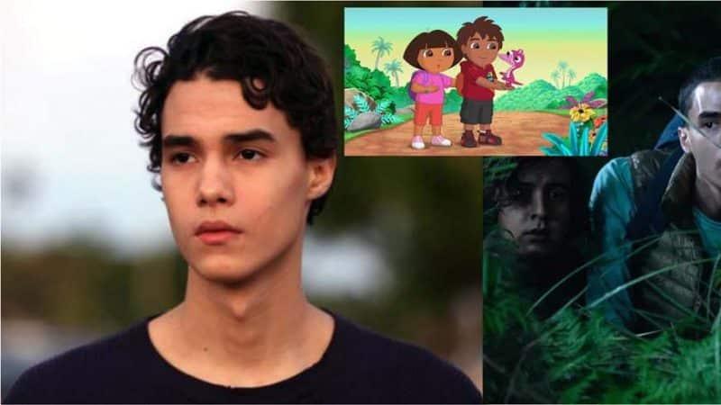 """Actor de origen dominicano encarna a Diego en """"Dora y la Ciudad Perdida de Oro"""""""