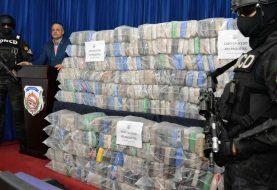 DNCD ocupa 471 paquetes de cocaína puerto Caucedo