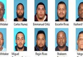Autoridades Nueva Jersey incautan 27 mil paquetes heroína