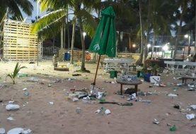 Preocupa basura en Las Terrenas de Samaná