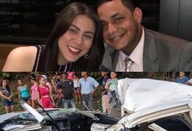Médicos mueren en accidente de tránsito