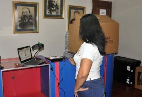 JCE realiza segunda prueba voto automatizado