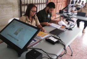 JCE electoral realiza pruebas voto automatizado