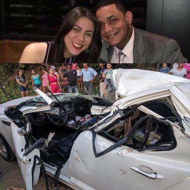 medicos muertos en accidente
