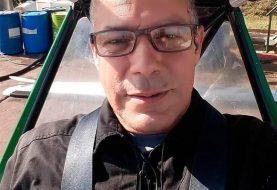 Hermano de Sergio Carlo y Lucienne muere en accidente de avioneta