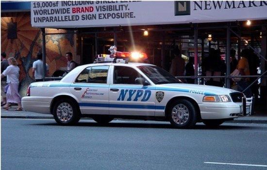 patrulla policia nypd