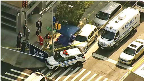 Aumentan asesinatos, robos, violaciones y tiroteos en NY
