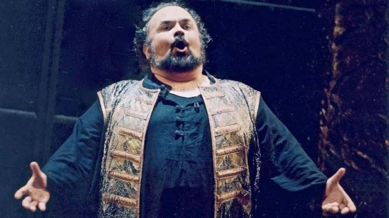 Fallece el tenor  Francisco Chaín Casanova