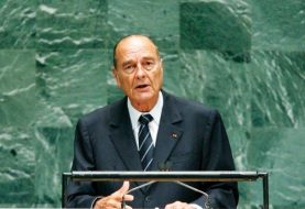 Muere Jacques Chirac