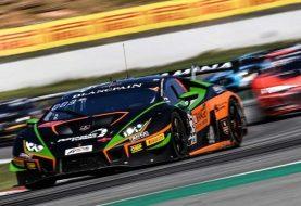 Lamborghini mantiene la histórica serie triple corona de Blancpain GT